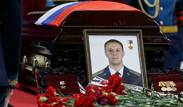 Похороны Романа Филипова.