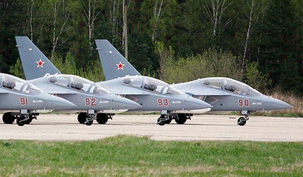 Як-130.