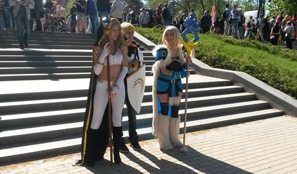 Фестиваль аниме пройдет в Воронеже.