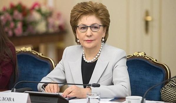 Галина Карелова.