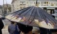 В День Победы прогнозируют дождь и грозу.