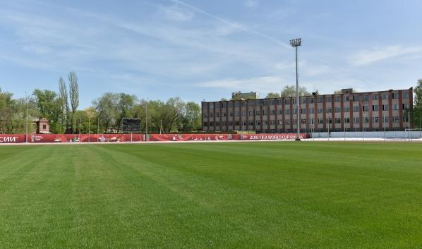 Стадион «Чайка» в Воронеже.