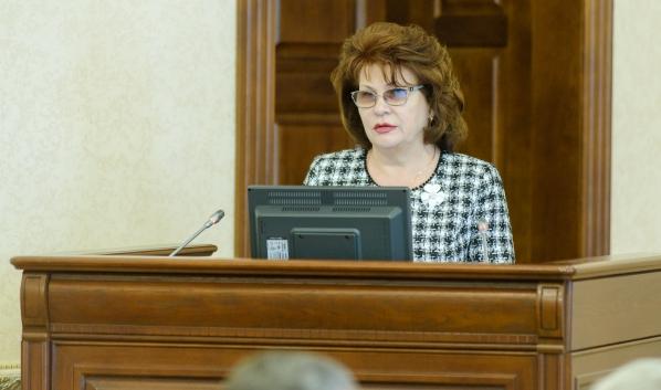 Надежда Сафонова.