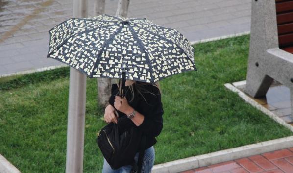 Погоду на выходных испортят дожди.