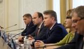 Вадим Кстенин на встрече с японской делегацией.