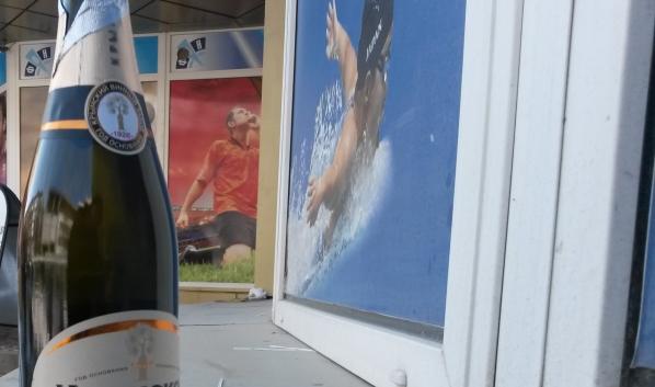 Из-за ЧМ по футболу запретят продавать спиртное в стекле.