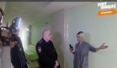 В клинику вызвали полицию.