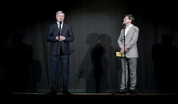 Спектакль «100% Воронеж».