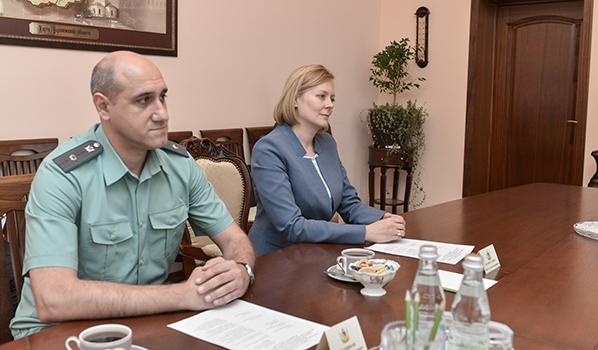 Руслан Паринов и Ольга Помигалова. Руслан Паринов и Ольга Помигалова.