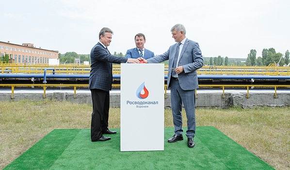 Александр Гусев, Вадим Кстенин и Олег Николаенко.