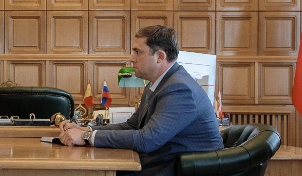 В руководстве Воронежской области обязанности Максима Увайдова распределили между 2-мя вице-премьерами