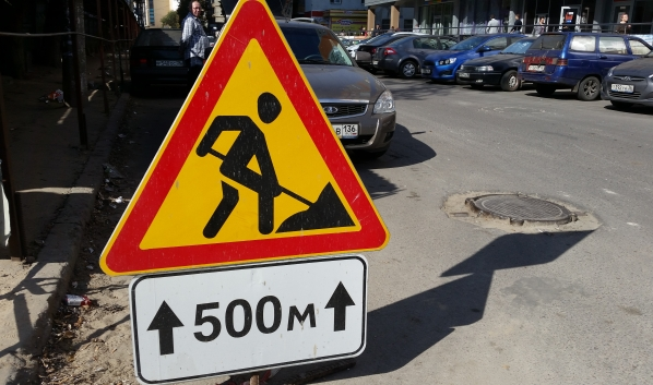 В городе все-таки построят дублер Московского проспекта.