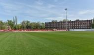 Стадион «Чайка».