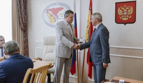 ВВоронежской области закончился прием документов нарегистрацию претендентов вгубернаторы