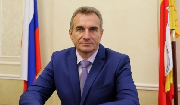 Александр Чернышов.