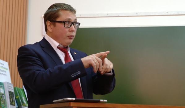 Дмитрий Ендовицкий.