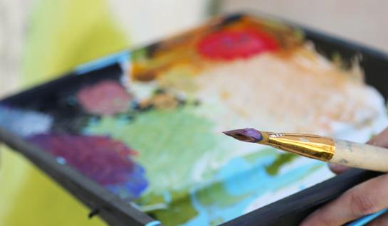 В горДуме ждут работы юных художников.