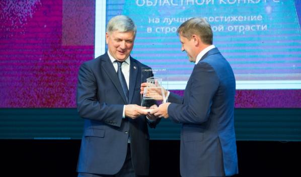 Александр Гусев вручил орден Андрею Соболеву.