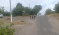 Вот так в Лисках дети ходят в школу.