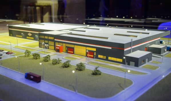 Завод построят в Воронежской области.