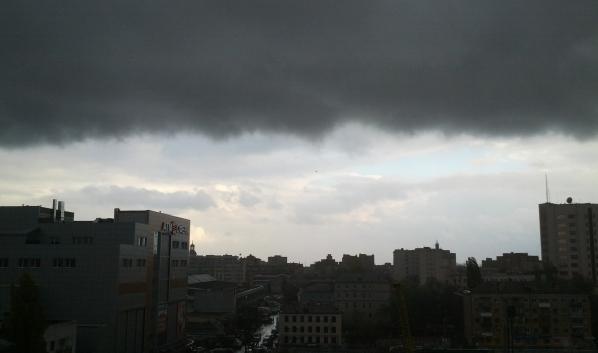 В регионе пройдут ливни.