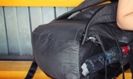 Рюкзак украли из камеры хранения.