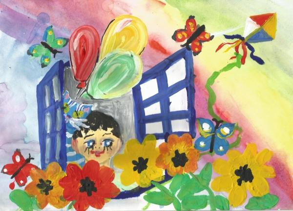 Рисунок Максима Потимко.