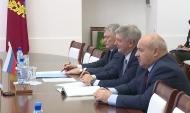 Воронежская делегация на форуме в Республике Беларусь.