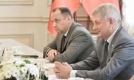 Виталий Шабалатов и Александр Гусев.