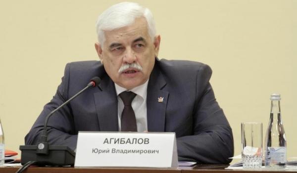 Юрий Агибалов.