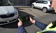 Контроль парковок проходит и в ручном режиме.