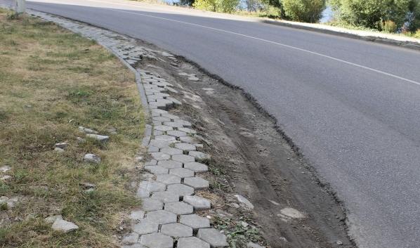 Дороги в Воронеже.