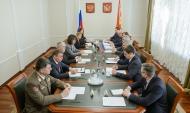 Встреча с делегацией из Венгрии.