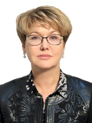 Елена Гудкова.