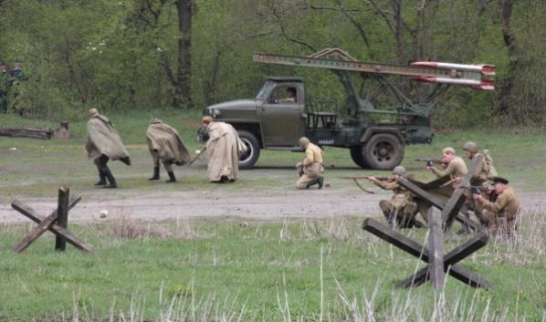 В городе пройдет военно-историческая реконструкция.