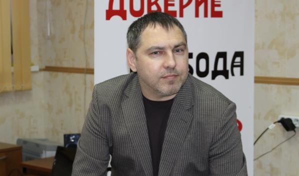 Роман Хабаров.