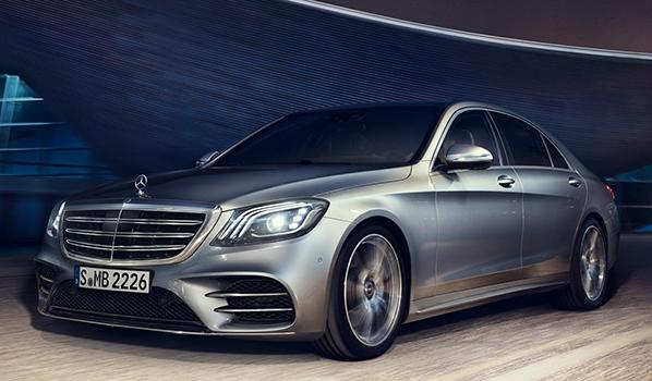 Mercedes-Benz S-Класса.