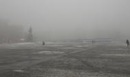 Всю неделю в городе будет идти небольшой снег.