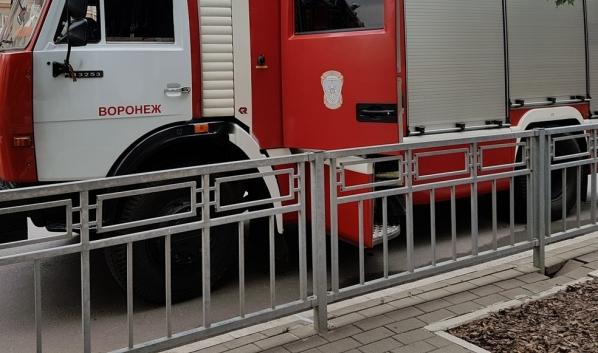 На месте ЧП работали восемь пожарных отделений.