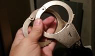 Подозреваемого задержали.