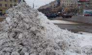 Всю неделю в Воронеже будет идти небольшой снег.
