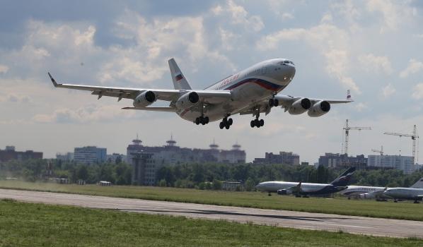 Ил-96-300.