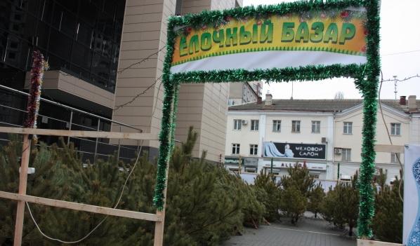 Откроют 126 ёлочных базаров.