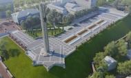 Разработают проект реконструкции Площади Победы.