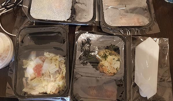 Воронежцы активно заказывают готовую еду.