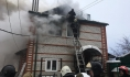 Пожар в доме на улице Достоевского.