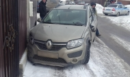 По предварительным данным, аварию спровоцировал водитель Renault.