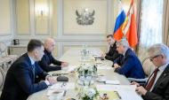 Встреча Александра Гусева с Захаром Прилепиным.