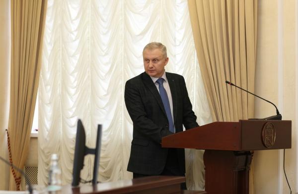 Сергей Латынин.