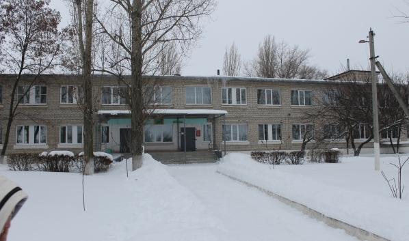 Нижне-Кисляйская участковая больница.